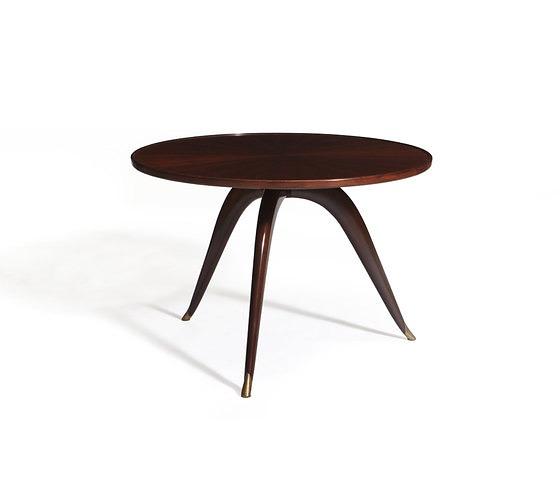 Emile-Jacques Ruhlmann Gueridon Dubly Table