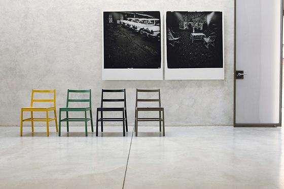 Emilio Nanni Julie Chair Collection