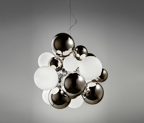 Emmanuel Babled Digit Chandelier Lamp Collection