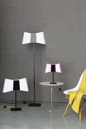 Emmanuelle Legavre Couture Lamp Collection