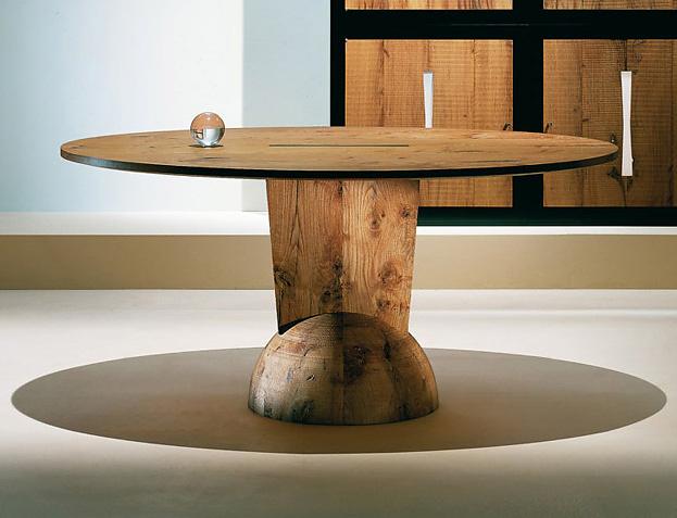 Enrico Tonucci Brancusi Table
