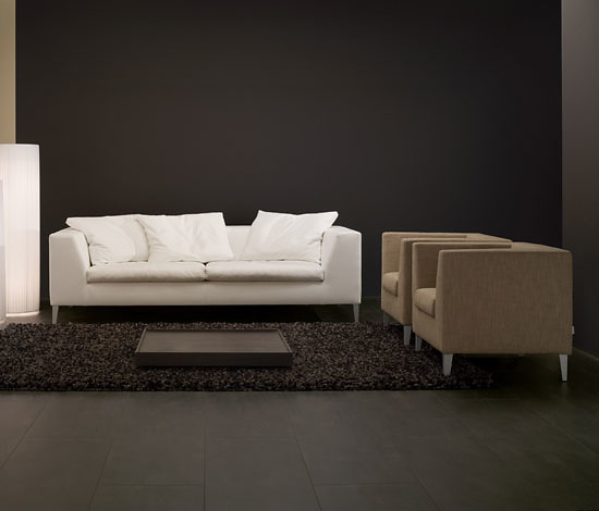 Enzo Berti Pit Soft Seating Collection