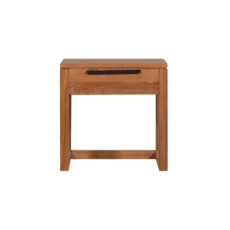 Ethnicraft Teak Light Frame Nightstand