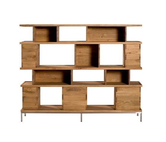 Ethnicraft Oak Ligna Rack