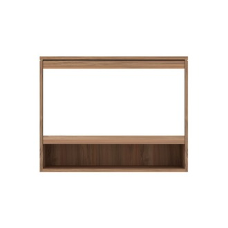 Ethnicraft Teak Bathroom Fellow Mirror