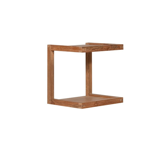 Ethnicraft Teak Frame Table Collection