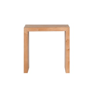 Ethnicraft Teak Kubus Table Collection
