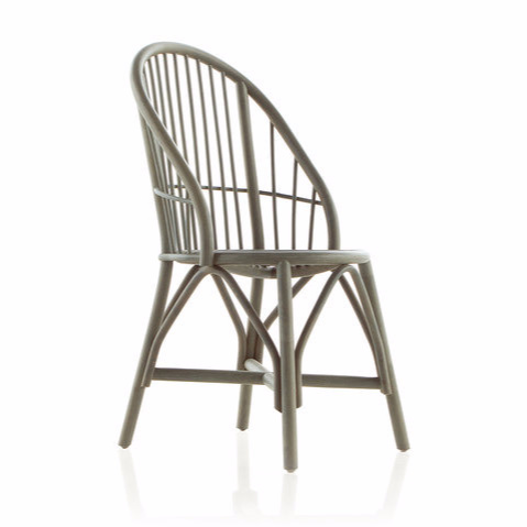 Expormim Rattan 70s Reedited Dining Chair