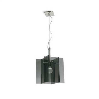 Fabio Bortolani Sagitta Suspension Lamp