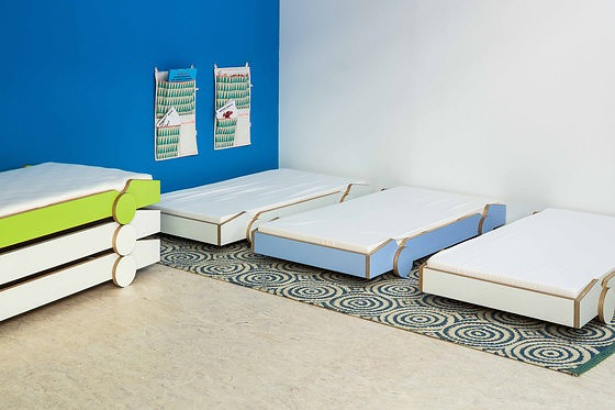 Fanny Rognone Debe Develop Stacking Bed