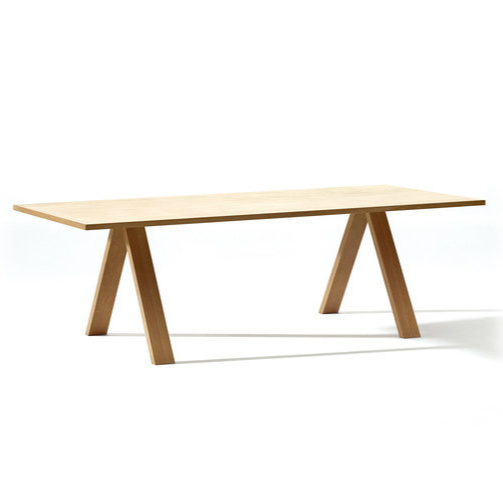 Fattorini+Rizzini+partners Cross Table