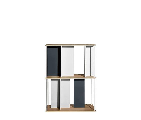 Favaretto & Partners Domino Shelves