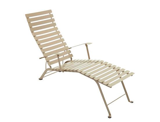 Fermob bistro chaise longue for Chaise longue 200 cm
