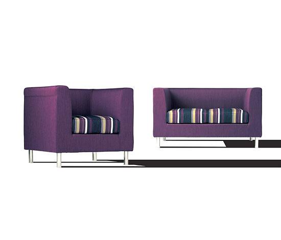 Figurae di JDS Qubit Seating Collection