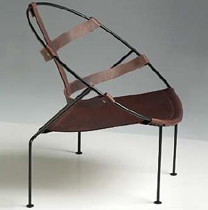 Flavio de Carvalho Fdc1 Chair