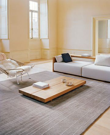 Florian Asche and Philipp Mainzer Pl01 Mesa Coffee Table