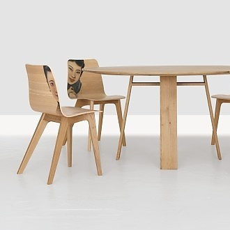 Formstelle and Friederike Klesper Morph Edition Chair