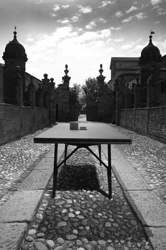 Franco Poli Campo Table
