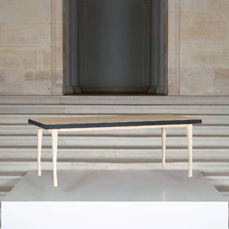Francois Azambourg La Belle Et Le Clochard Table