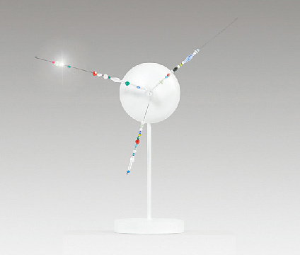 Francois Azambourg Perle Clock