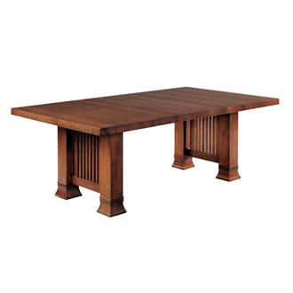 Frank Lloyd Wright Dana-Thomas Grand Extension Table
