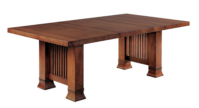 Frank Lloyd Wright Dana-Thomas Grand Extension Table