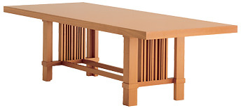 Frank Lloyd Wright Taliesin 2 Table