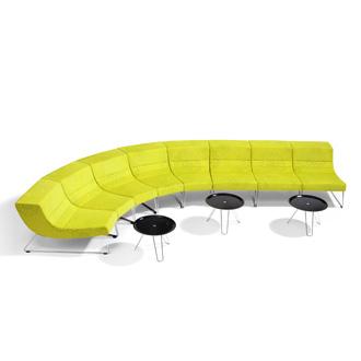 Fredrik Mattson Fatback Sofa