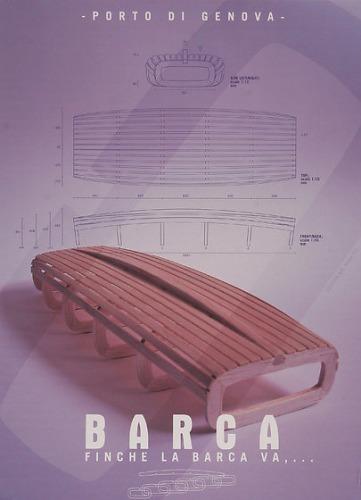Friso Dijkstra Barca, Finché La Barca Va Bench