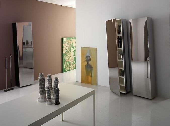 Gabriele Rosa Clino Wall Cabinet