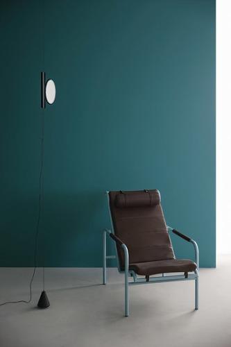 Gabriele Mucchi Genni 920 Armchair With Footstool