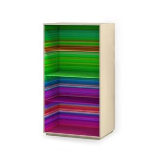 Garth Roberts Color Fall Bookcase