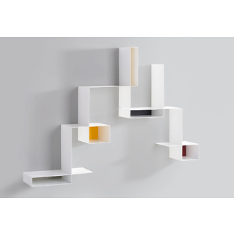 Michael Geldmacher, Eva Paster Randomissimo Wall Shelf