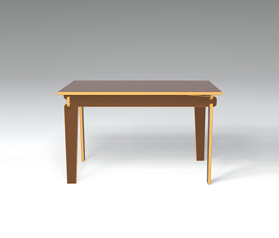 Georg Riedel Piez Table