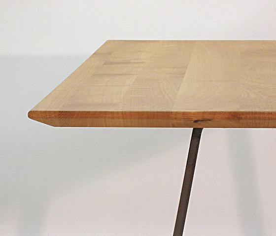 Gerard Der Kinderen Local Essential Steel Table