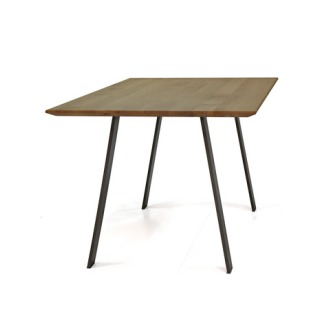 Gerard Der Kinderen Local Essential Steel Table