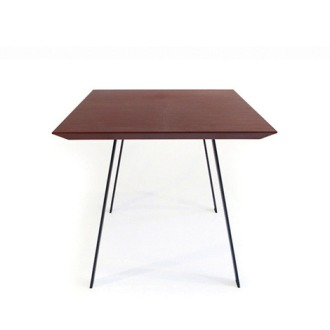 Gerard Der Kinderen Personal Table Leather