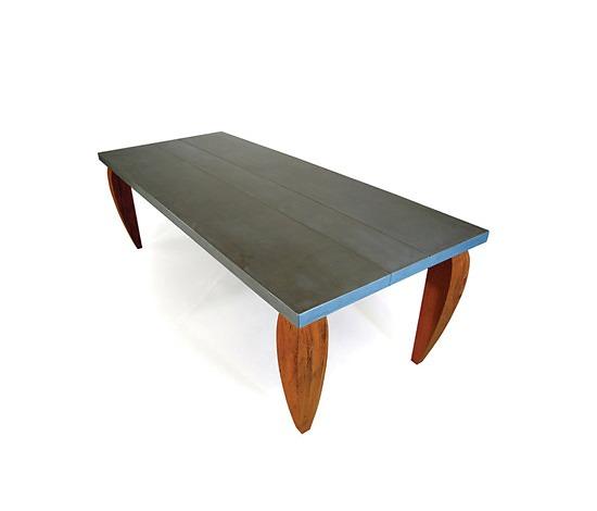 Gerard Der Kinderen Queen Class Zinc Table