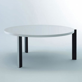 Giampaolo Babetto Quadro Tondo Table