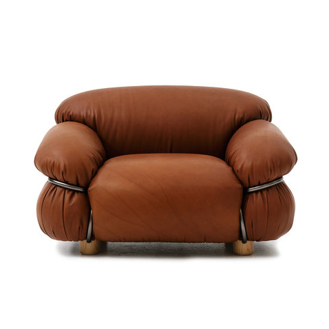 Gianfranco Frattini Sesann Armchair And Sofa