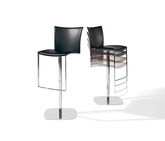 Gino Carollo Nobile Barhocker 2079 Bar Stool