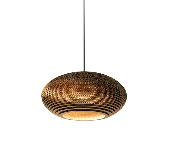 Graypants Disc Lamp