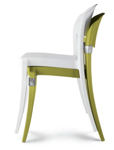 Green Stras Chair