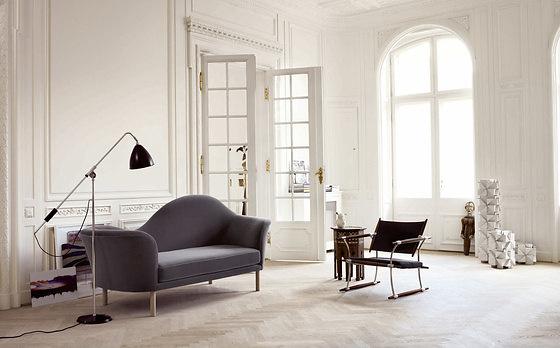 Gubi Olsen Grand Piano Sofa