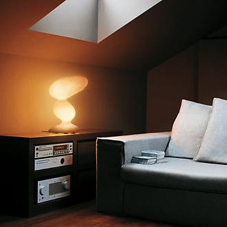 Guglielmo Berchicci E.T.A Baby Table Lamp