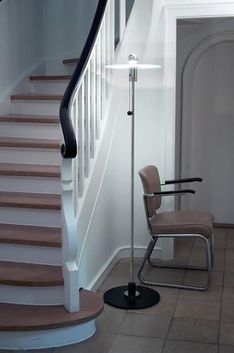 Gyula Pap BST 23 Bauhaus Floor Lamp