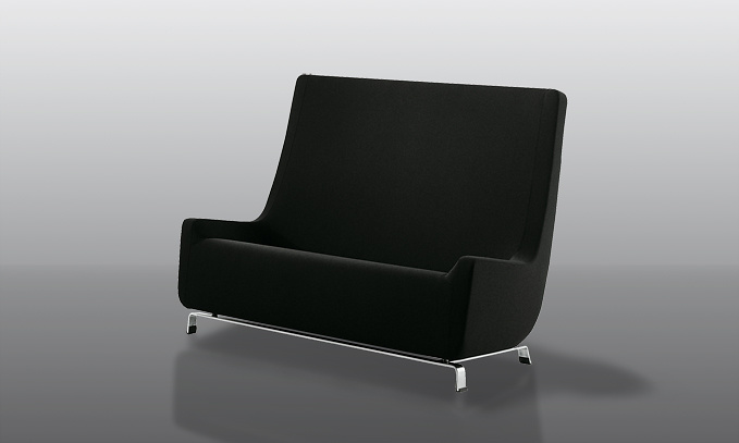 Hannes Wettstein Chat Armchair and Sofa