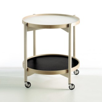 Hans Sandgren Jakobsen Double Folding Table