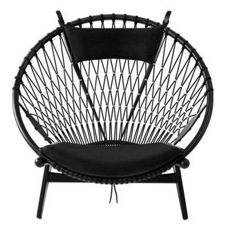 Hans J. Wegner PP130 The Circle Chair