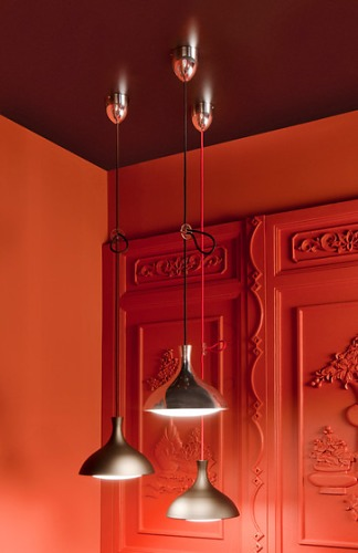 Hans Karuga Design Coupee Lamp